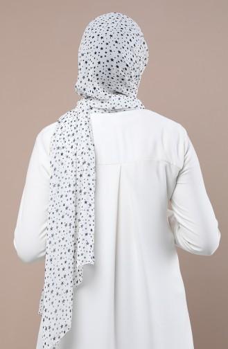 Weiß Schal 61521-01