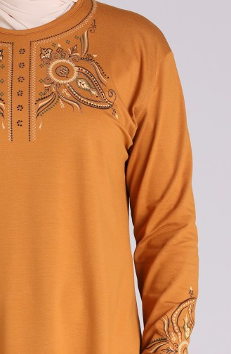Blouse Moutarde 0530-05