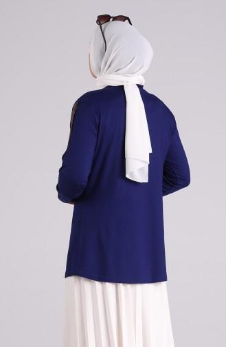 Blouse Blue roi 0534-03