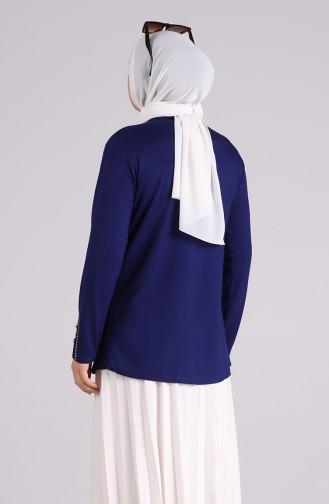 Blouse Blue roi 0537-05