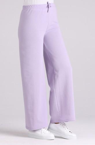 Light Lilac Broek 8108-17