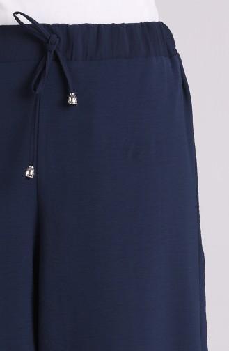 Pantalon Bleu Marine 2000-07