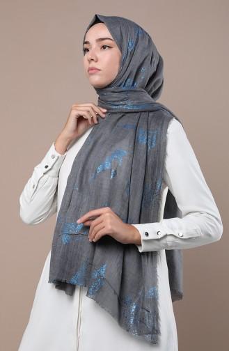 Châle Bleu 3181-08