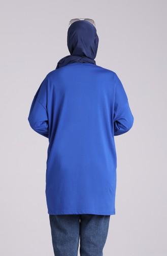 Saks-Blau Tunikas 2249-08
