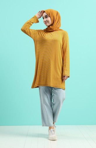 Mustard Tunic 2250-01