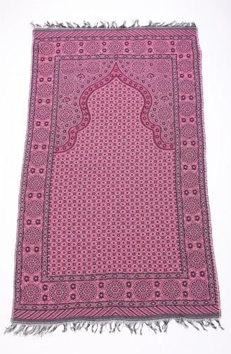 Fuchsia Praying Carpet 90619-04