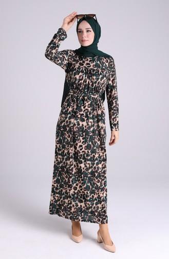 Emerald İslamitische Jurk 5158-02