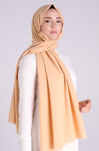 Sefamerve Masked Shawl 1000-20 Orange 1000-20