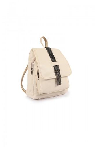 Beige Back Pack 31Z-05