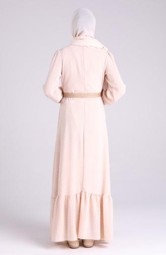 فستان بيج 4466-01