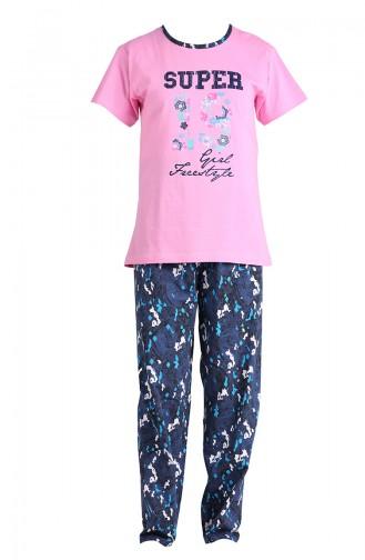 Pink Pyjama 2736-05