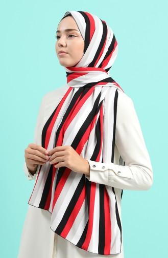 شال أحمر 54276-01