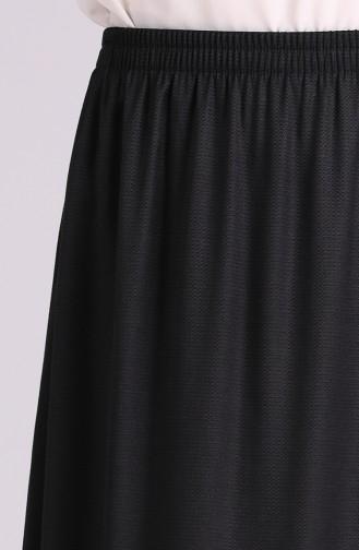 Jupe Noir 3310ETK-01