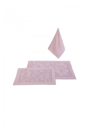 Dusty Rose Towel 000752-01