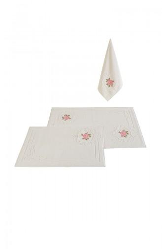Cream Towel 000762-03