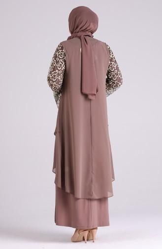 Habillé Hijab Vison 2023127-02
