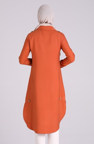 Tunique Orange 1229-01
