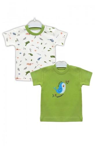Green Baby & Kid Suit 0325