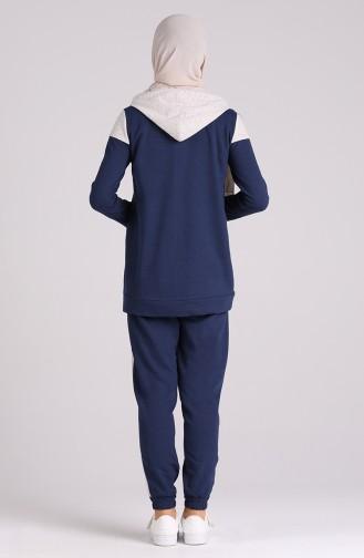 Survêtement Bleu Marine 3194-04
