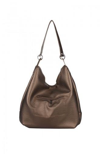 حقيبة كتف نحاس 414-051