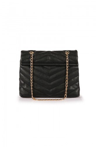 Black Shoulder Bag 01Z-01