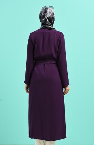 Kimono أرجواني 8268-01