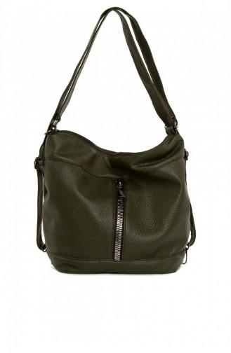 Khaki Shoulder Bag 8682166059713