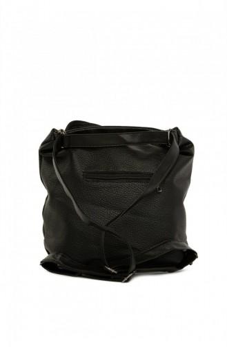 حقيبة كتف أسود 8682166059744