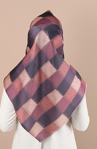 Purple Scarf 0099-10
