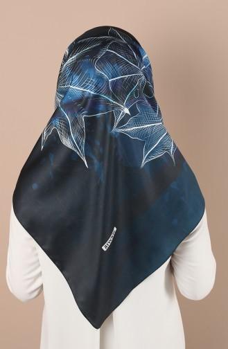 Echarpe Bleu Marine 5041-01