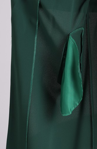 Smaragdgrün Cape 1085-05