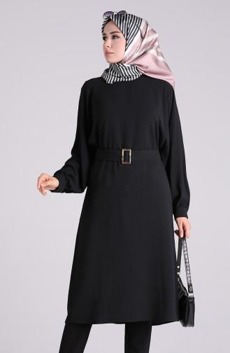 Tunique Noir 1110-01