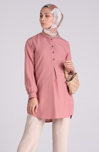 Beige-Rose Tunikas 3197-11