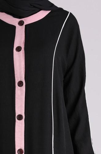 Black Abaya 1091-02