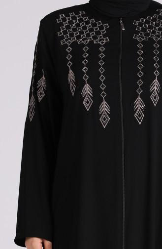 Abayas Noir 0010-01