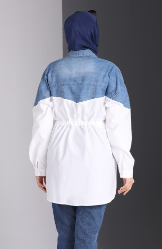 Chemise Bleu Marine 5030A-02