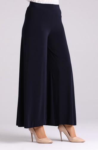 Pantalon Bleu Marine 4010-01