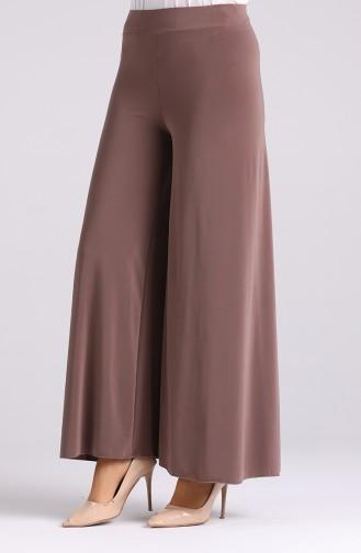 Wide Leg Sandy Pants 4010-04 Mink 4010-04