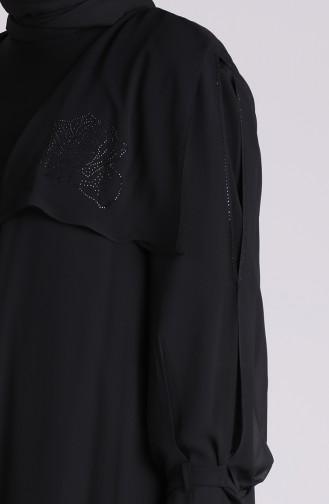 Schwarz Anzüge 8018A-01