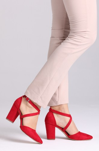 Red Heeled Shoes 1102-23