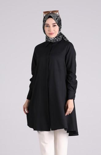 Tunique Noir 5828-02