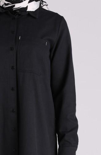 Tunique Noir 6283-02