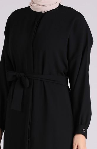 Tunique Noir 1087-01
