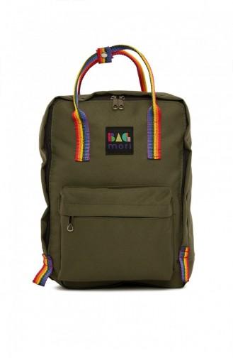 حقيبة ظهر كاكي 87001900051575