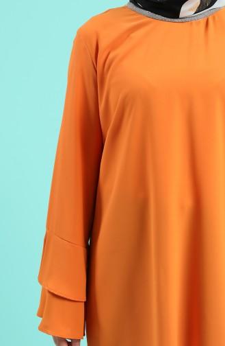 البلايز برتقالي 2012A-05