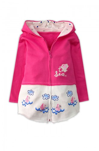 ملابس أطفال وردي 0334