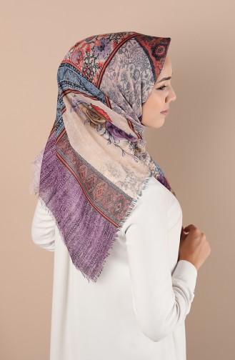 Purple Hoofddoek 2540-15