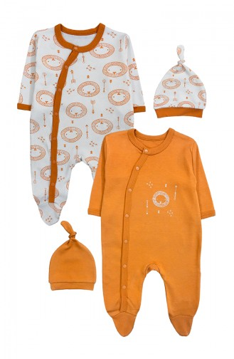 Tile Baby Overall 0035