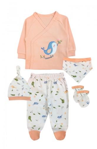 Salmon Baby en Kinderpyjama`s 0015