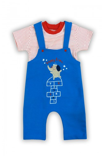 Vêtements Enfant Bleu 0022